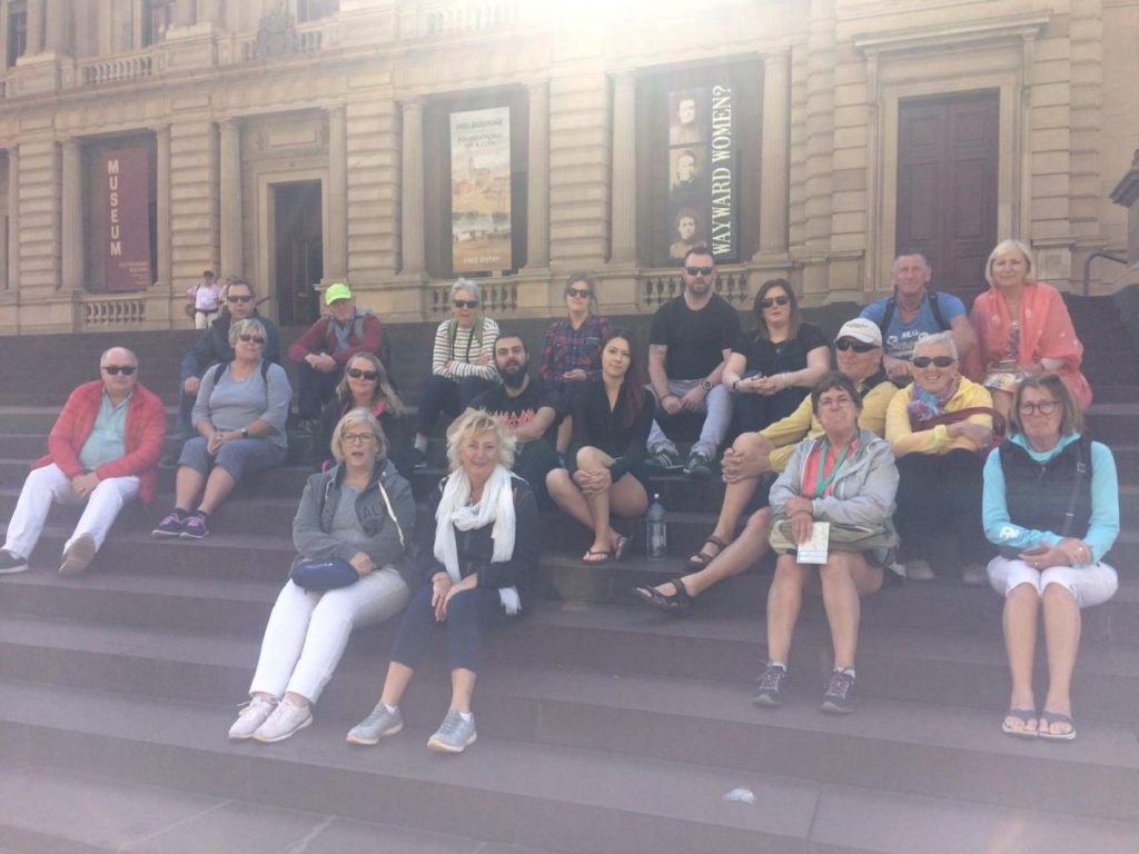 Will's 11am Free Melbourne Walking Tour (2nd take)