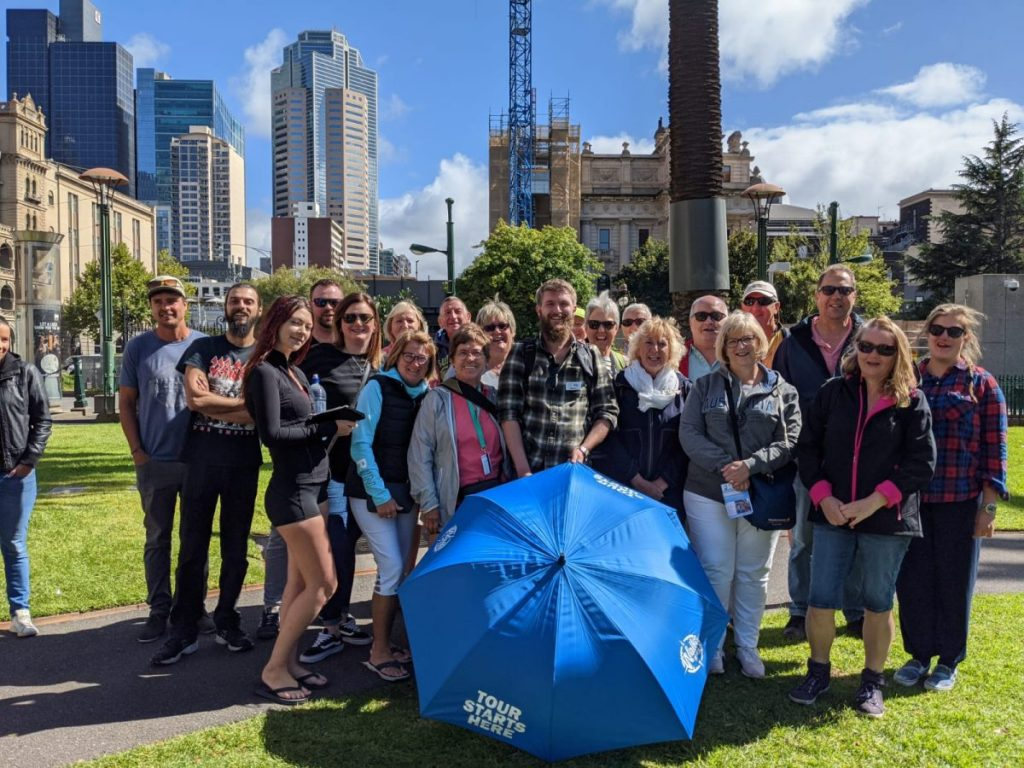 Will's 11am Melbourne Free Walking Tour